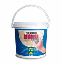 non-toxic paint stripper